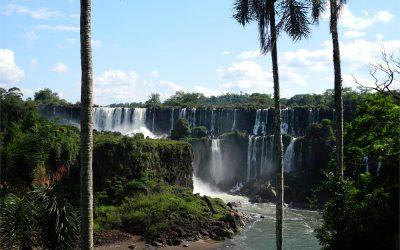 Iguazu-Wasserfälle I