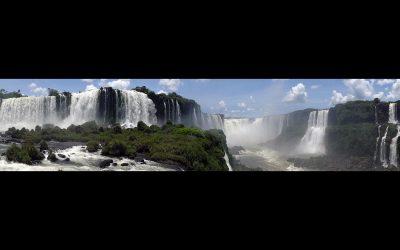 Iguazu-Wasserfälle III