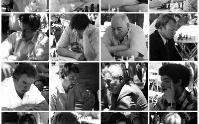 Schachspieler von Santiago de Chile