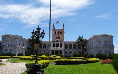 Bienvenido a Paraguay