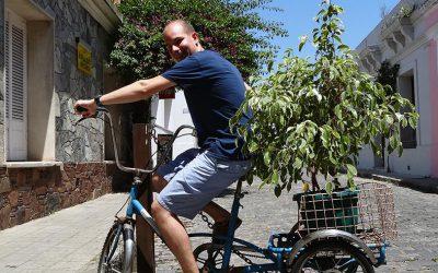 Endlich mal wieder Fahrradfahren