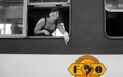 Unsere erste Zugfahrt in Südamerika