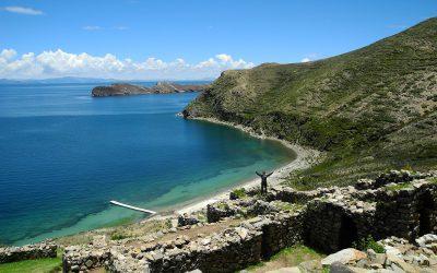 Inkaruinen auf Isla del Sol