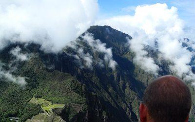 Aussicht vom Wayna Picchu
