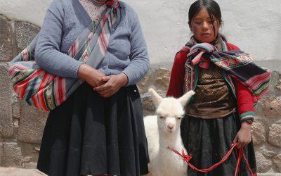 Ursprüngliches Peru