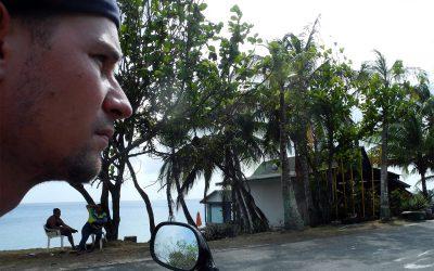 Unterwegs auf San Andres