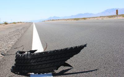 Unterwegs ins Death Valley