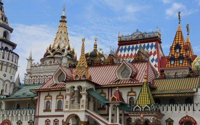 farbiges Moskau