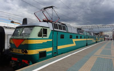 Unsere erste Lokomotive