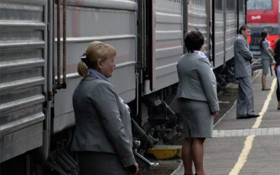 Zugbegleiterinnen
