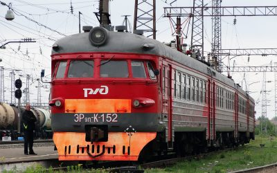 Russische Eisenbahn