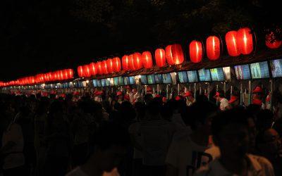 Nightmarket in Beijing