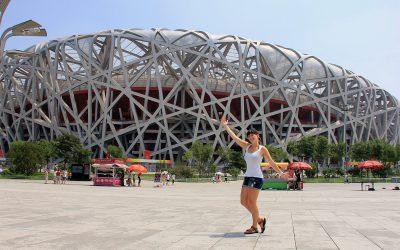 Vogelnest Beijing 2008