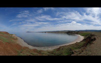 Küstenabschnitt auf Olchon