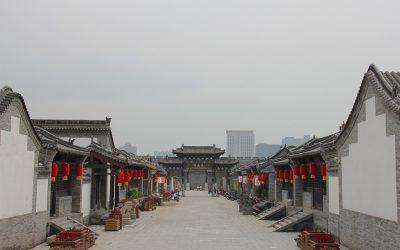 Neue altchinesische Hutongs