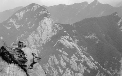 Kleiner Tempel am heiligen Berg