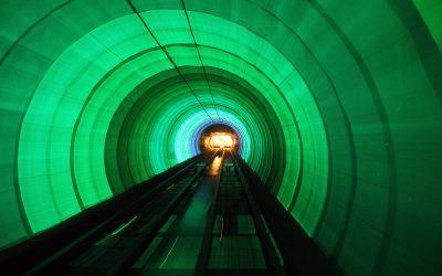 Tunnel Shanghai-Style