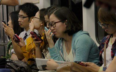 be connected - Smartphonesucht in Südkorea