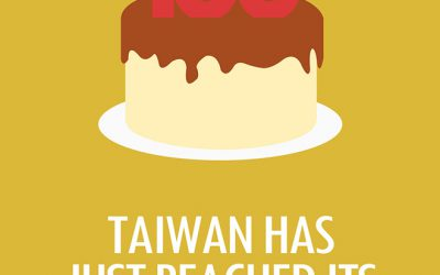 How old Taiwan is