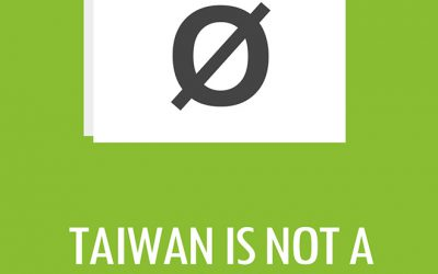 Taiwan is not China