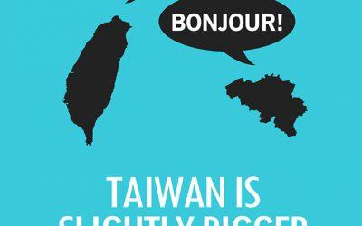 Taiwan versus Belgium