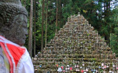 Buddhistische Grabstätte
