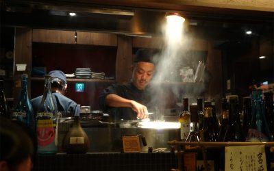 Izakaya: Essen und Trinken
