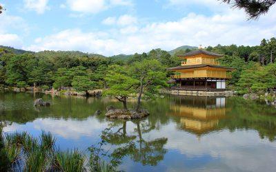 Tempel bei Kyoto