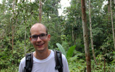 Unterwegs auf Borneo