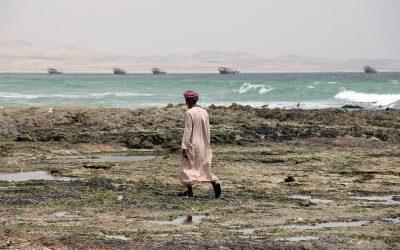 Am Golf von Oman